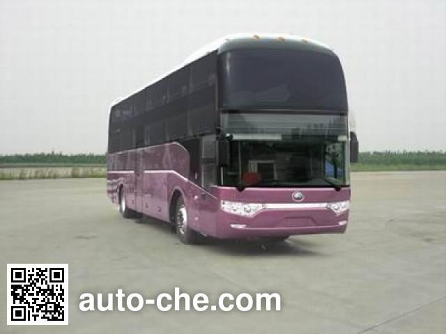 Yutong ZK6122HWQA9 sleeper bus