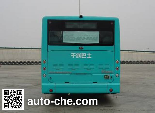 Yutong ZK6125BEVG12 electric city bus
