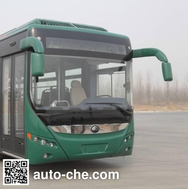 Yutong ZK6125CHEVG2 hybrid electric city bus