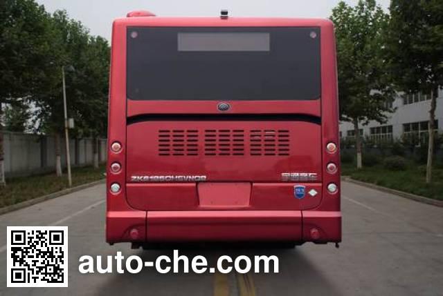 Yutong ZK6125CHEVNG2 hybrid electric city bus