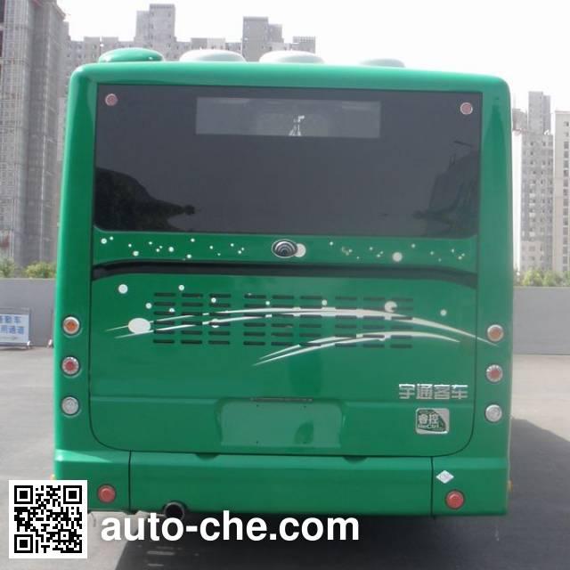 宇通牌ZK6125CHEVNPG26混合动力城市客车