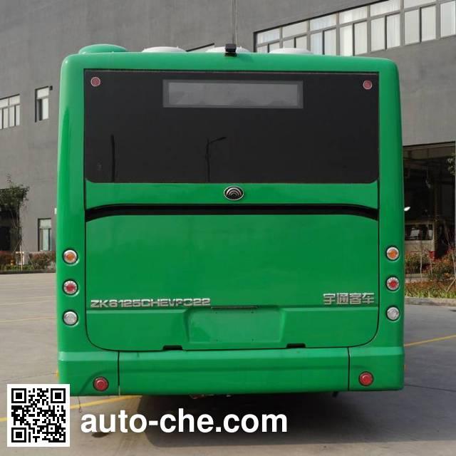 Yutong ZK6125CHEVPG22 hybrid city bus