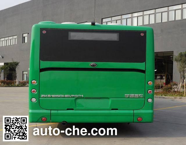 Yutong ZK6125CHEVPG31 hybrid city bus