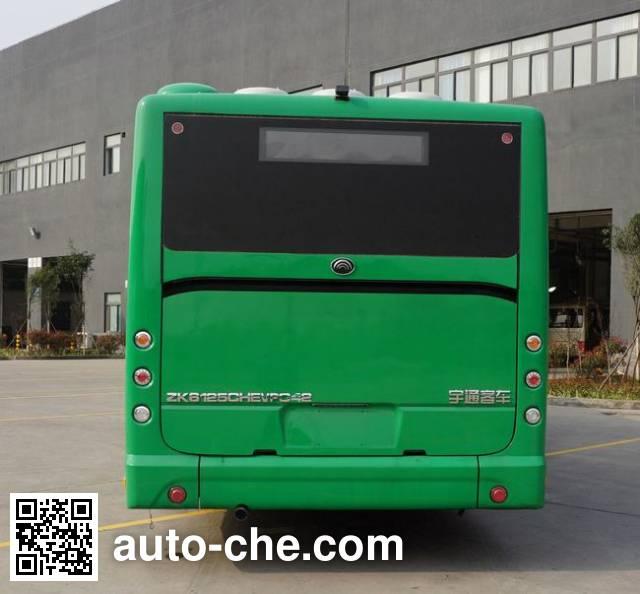 Yutong ZK6125CHEVPG42 hybrid city bus