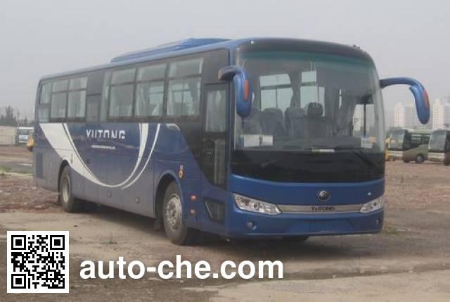 宇通牌ZK6125HNQ5G城市客车