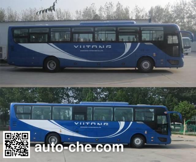 宇通牌ZK6125HQT2Z客车