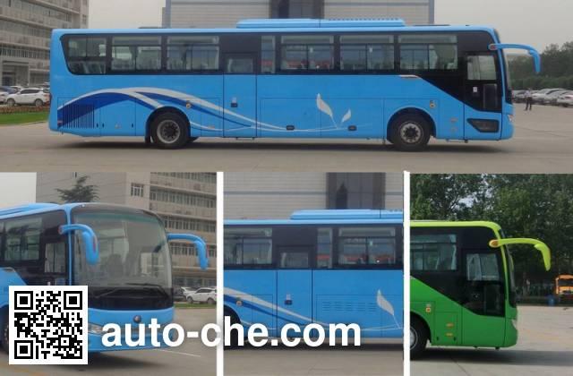 Yutong ZK6125PHEVPG5 hybrid city bus