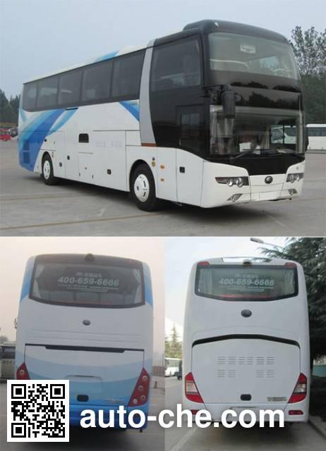 宇通牌ZK6126HNY5E客车