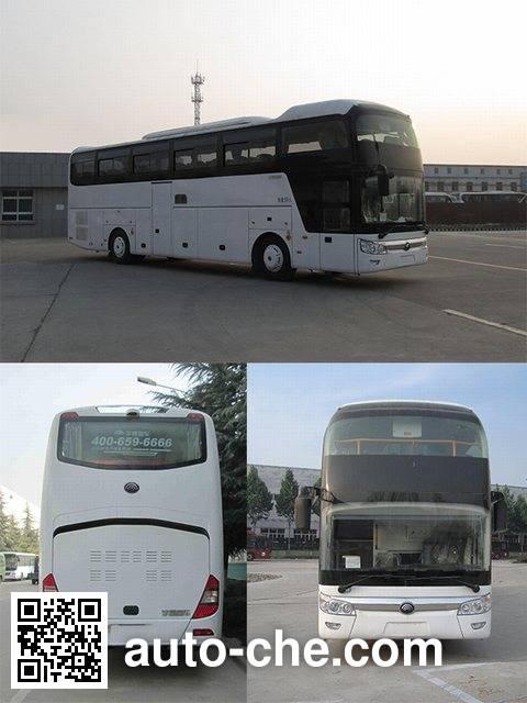 宇通牌ZK6126HQB9客车