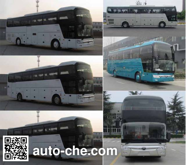 Yutong ZK6126HQY5S bus