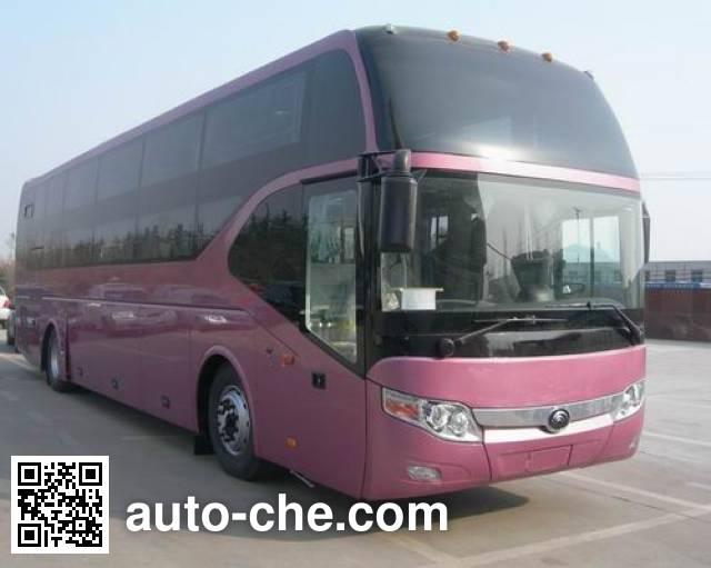 宇通牌ZK6127HNWQ01E卧铺客车