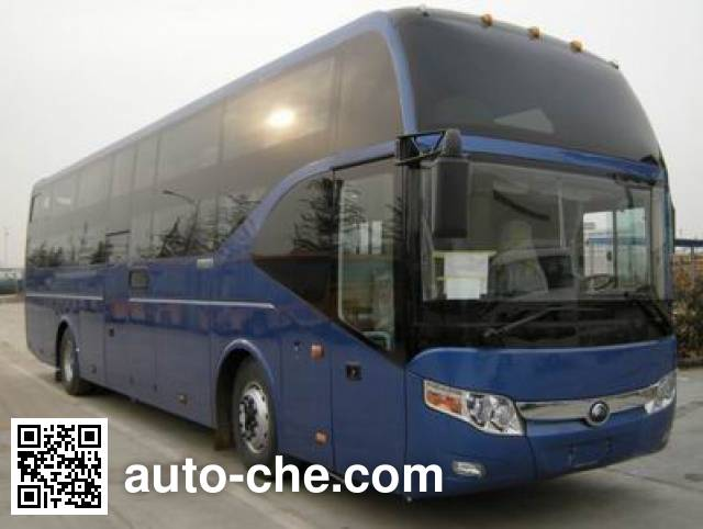 Yutong ZK6127HWQA9 sleeper bus