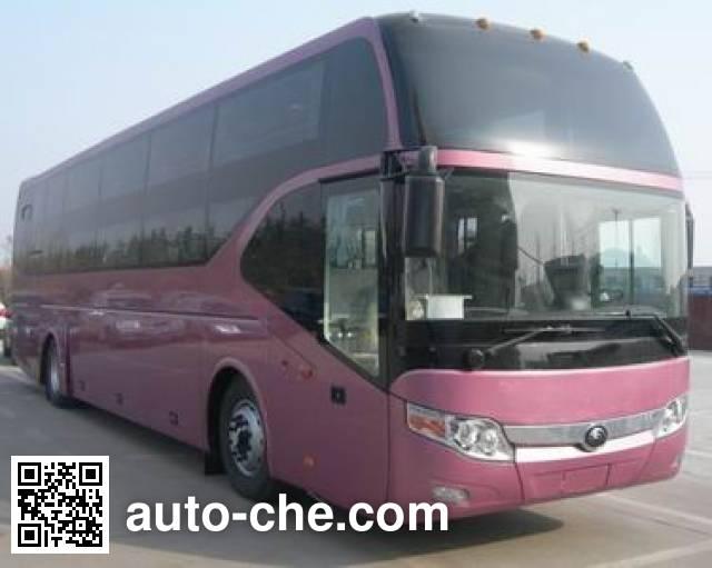 Yutong ZK6127HWQB9 sleeper bus