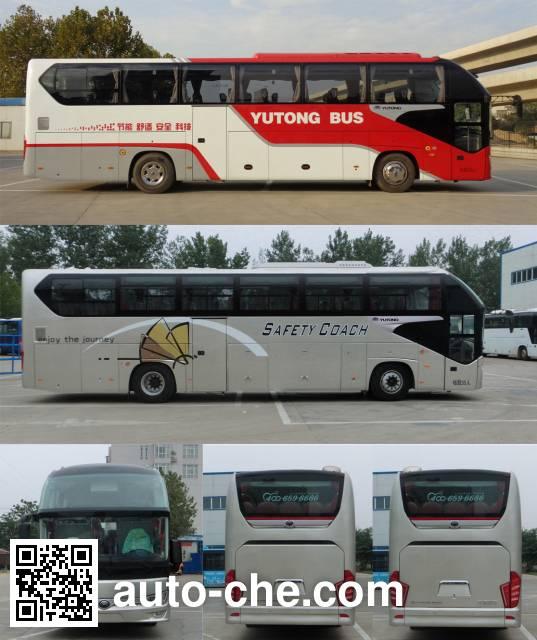 Yutong ZK6128HQB5Y bus