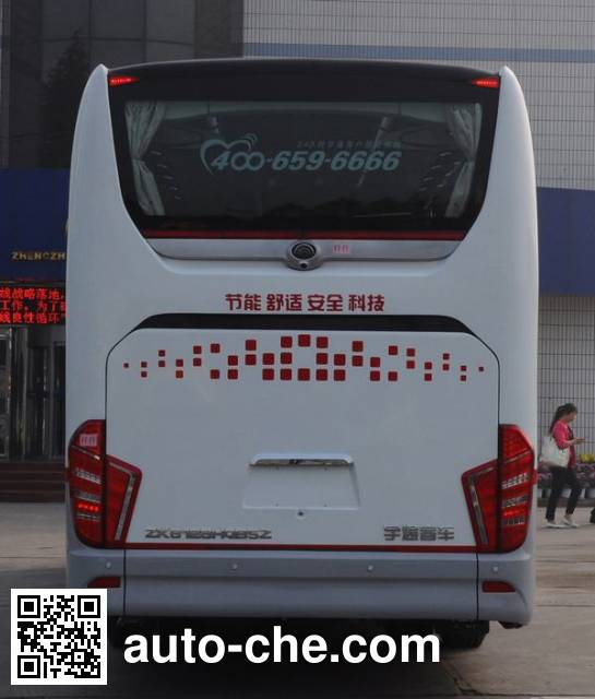 Yutong ZK6128HQB5Z bus