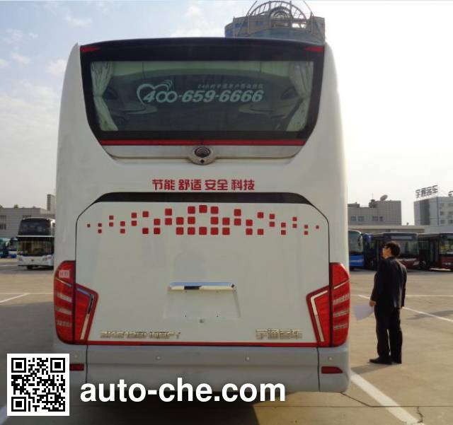 宇通牌ZK6128HQBFY客车