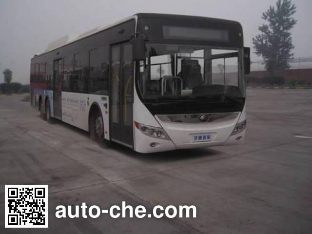 Yutong ZK6140CHEVNG1 hybrid electric city bus