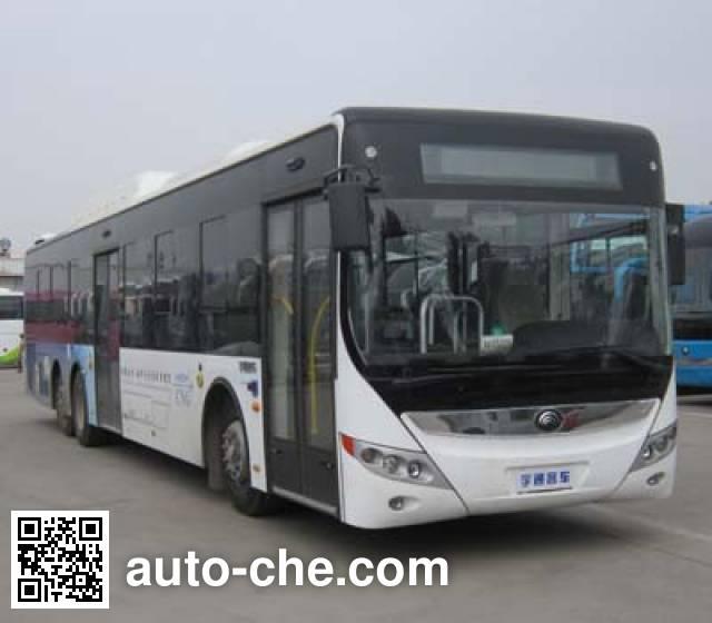 Yutong ZK6140CHEVNG3 hybrid city bus