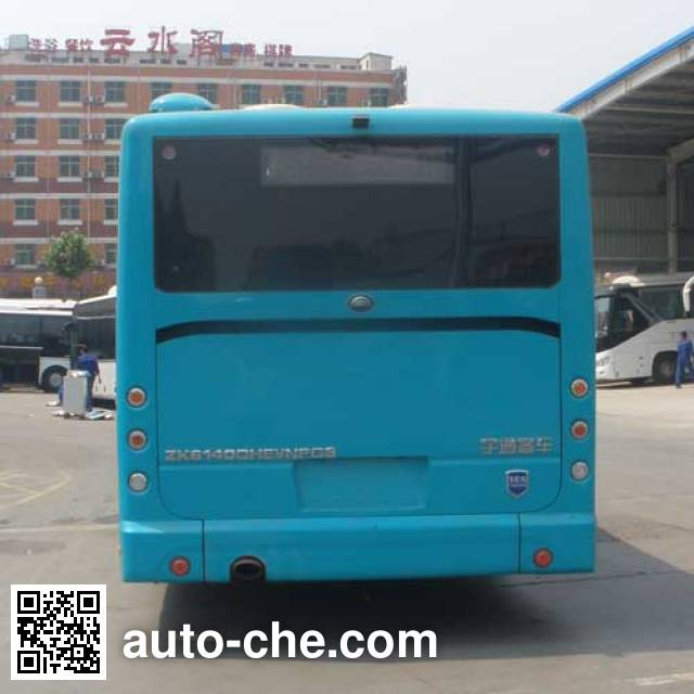 Yutong ZK6140CHEVNPG3 hybrid city bus