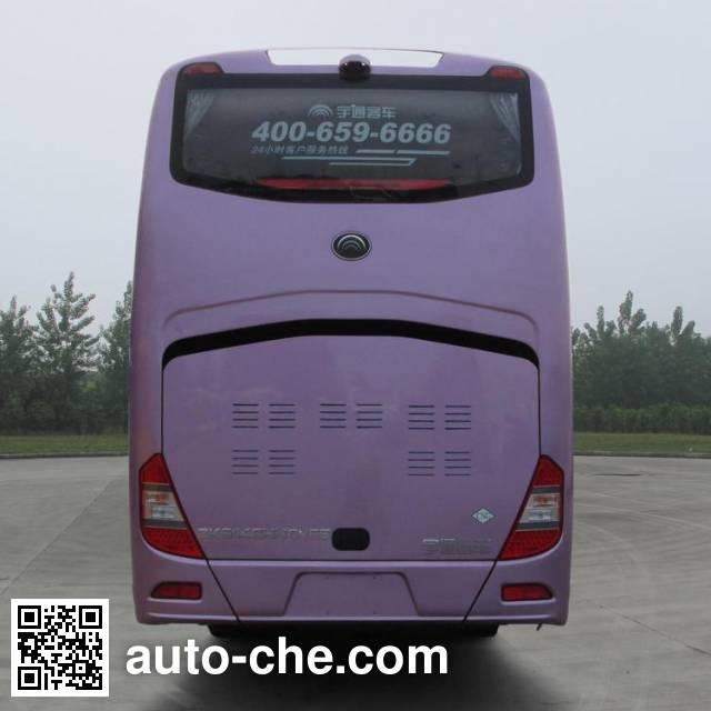宇通牌ZK6146HNQY5E客车