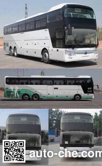 宇通牌ZK6146HNQY5Y客车
