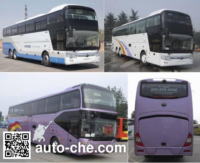 宇通牌ZK6146HQC9客车