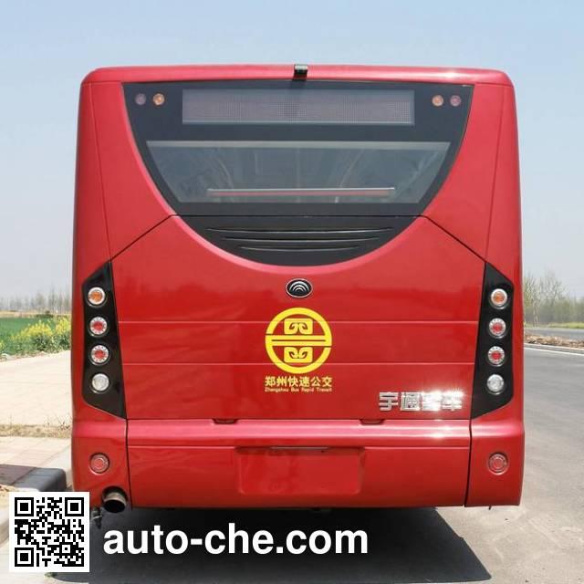 宇通牌ZK6180HG2铰接城市客车