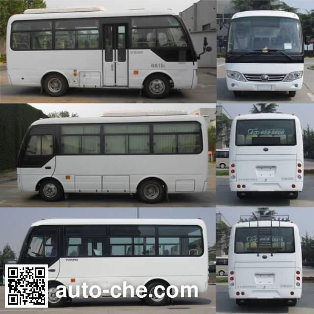 宇通牌ZK6609D1客车