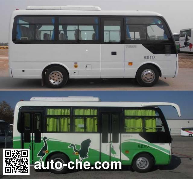 宇通牌ZK6609D51客车