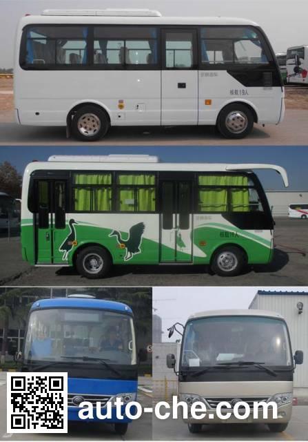 Yutong ZK6609D51 bus