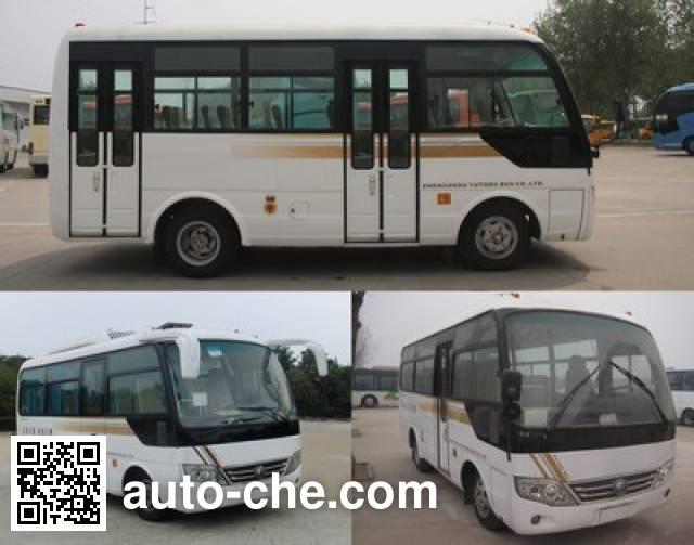 Yutong ZK6609DG2 city bus