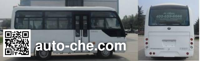 宇通牌ZK6609DG52城市客车