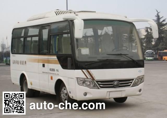 Yutong ZK6609N5 bus