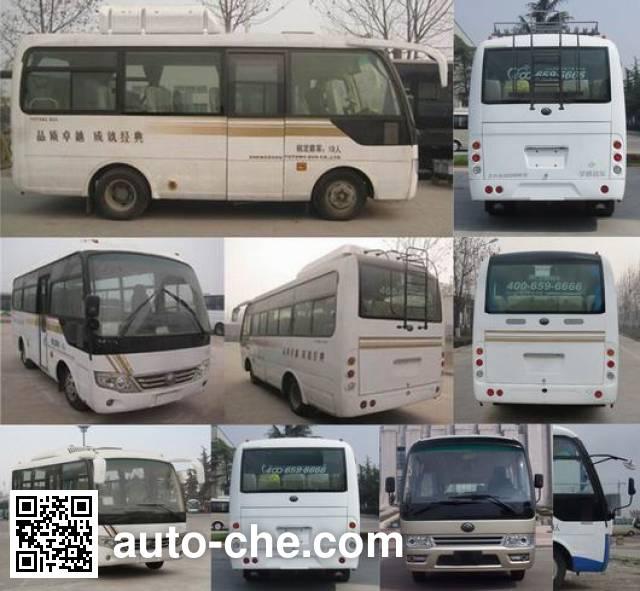 宇通牌ZK6609N5客车