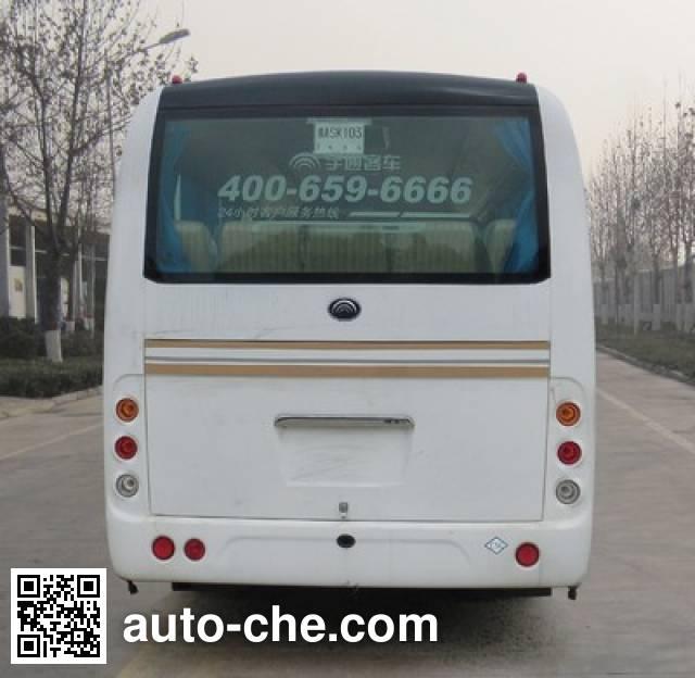 宇通牌ZK6609NG5城市客车