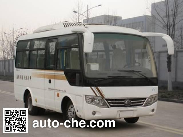 宇通牌ZK6609NG6城市客车