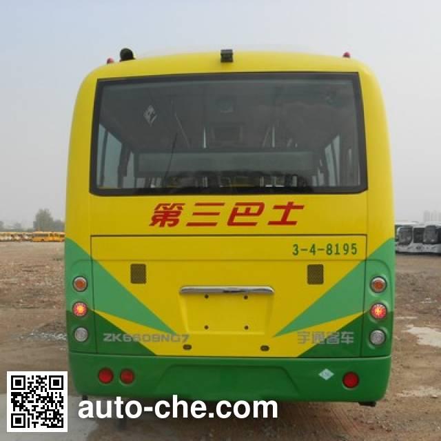 Yutong ZK6609NG7 city bus