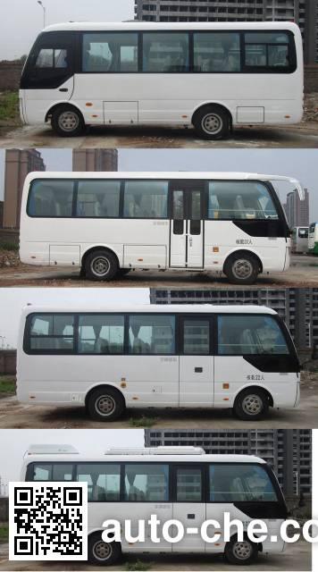 宇通牌ZK6669D1客车