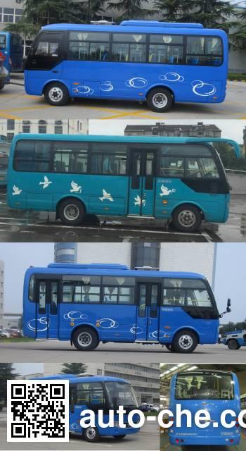 宇通牌ZK6669NG5城市客车