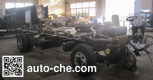 Yutong ZK6671CD10 bus chassis