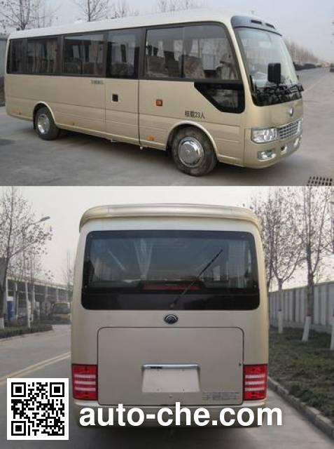 宇通牌ZK6710Q1客车