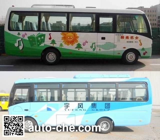 宇通牌ZK6720DF客车