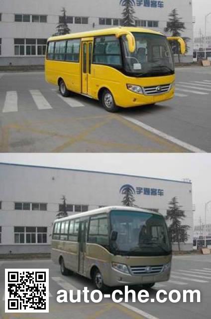 宇通牌ZK6720GAA城市客车