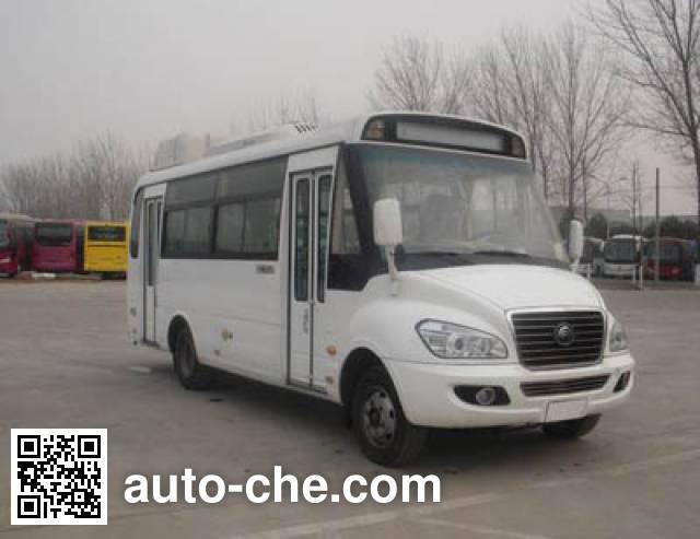 宇通牌ZK6726NG1城市客车