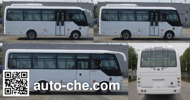 宇通牌ZK6729D51客车
