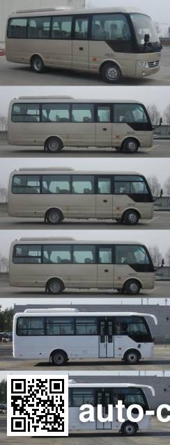 Yutong ZK6729D51 bus