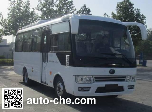 Yutong ZK6729D52 bus
