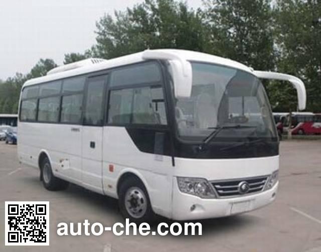 宇通牌ZK6729DG1城市客车