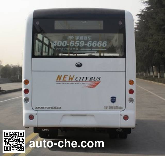 Yutong ZK6731DG2 city bus