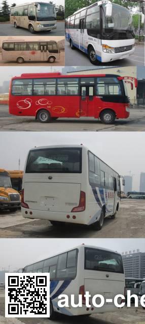 Yutong ZK6752D1 bus